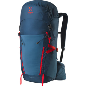 Haglöfs Spira 35 Mochila, blue ink/pop red